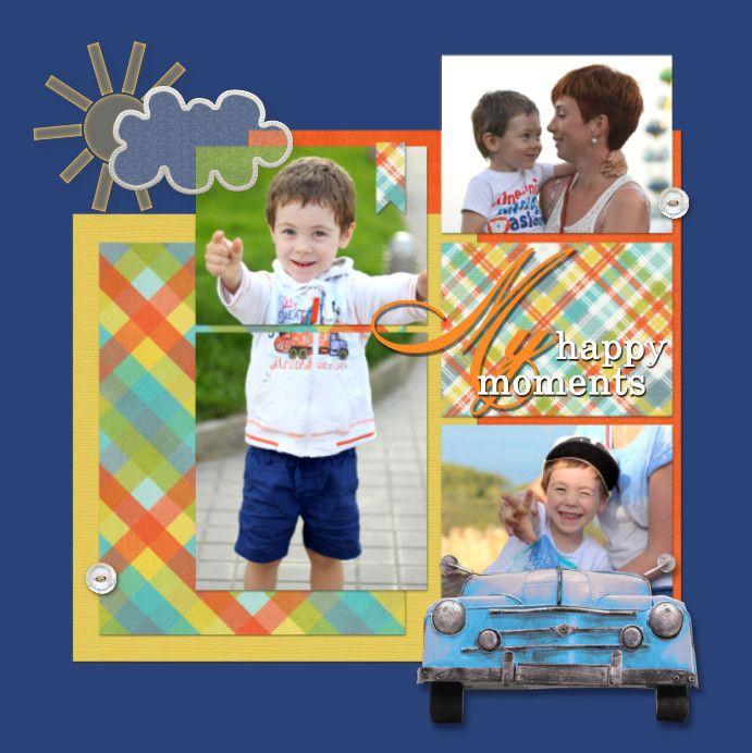 лицевая обложка детской книги